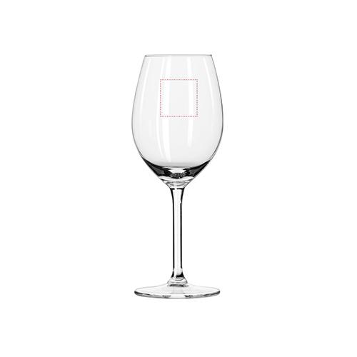 Esprit wijnglas 530ml bedrukken