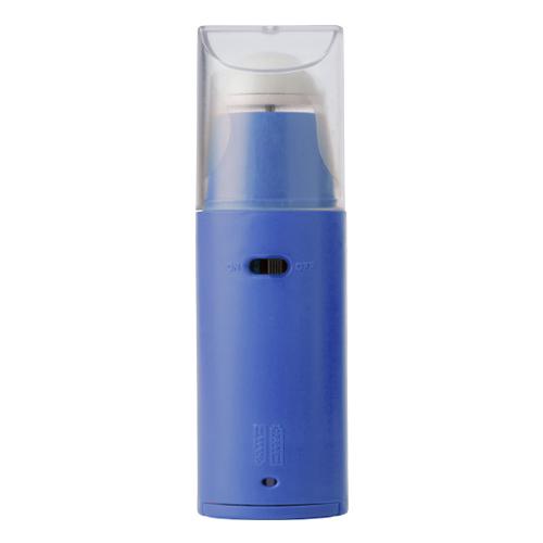 Handventilator blauw