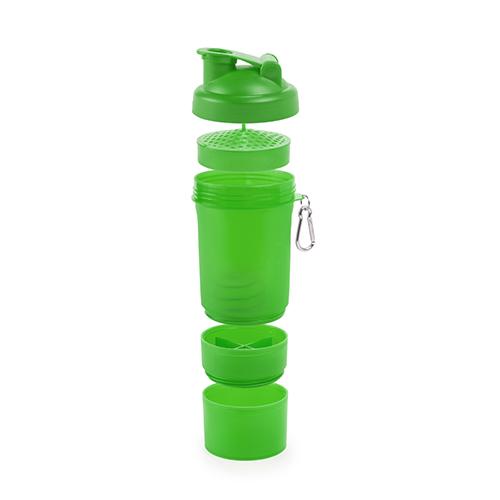 Drinkfles groen 400ml onderdeel
