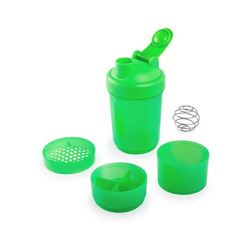 Drinkfles groen 400ml onderdelen