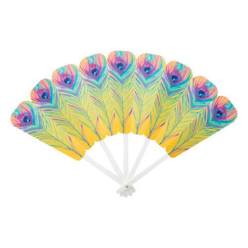 Papieren full color waaier
