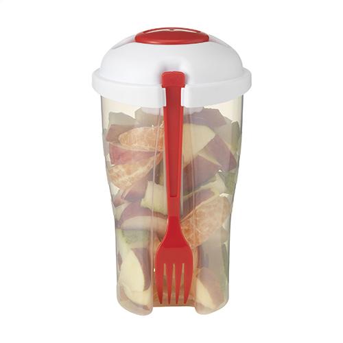 Saladeshaker 900ml sfeerfoto