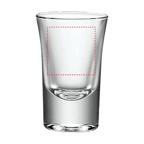 shot glas bedrukken