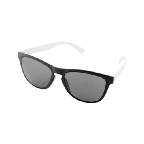 Zonnebril personaliseren wit zwart