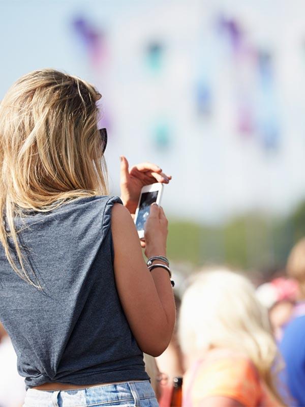 festival organiseren