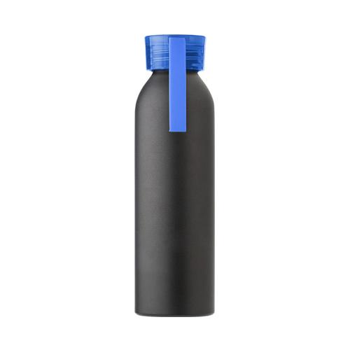 Aluminium fles 650ML blauw