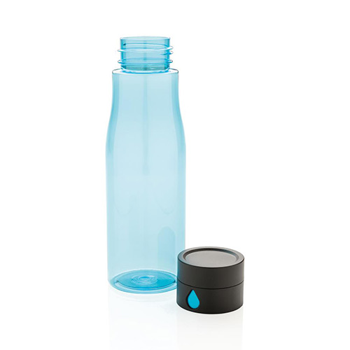Aqua waterfles 600ml dop