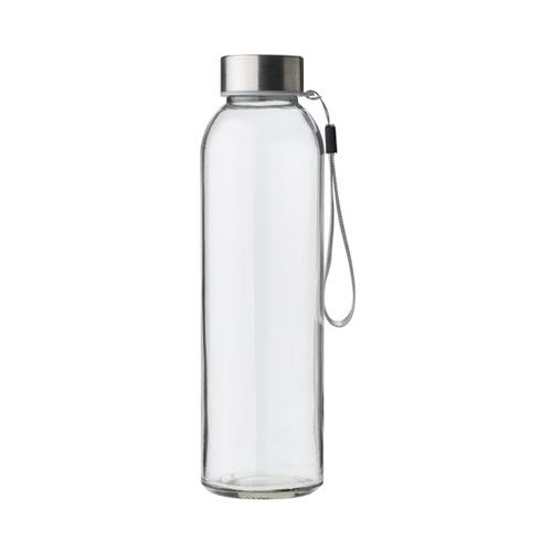 Glazen fles 500ML zonder hoes