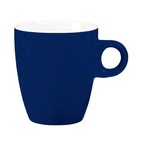 Coffee cup mok 200ML blauw