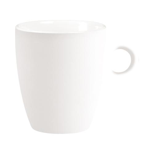Coffee cup mok 200ML wit