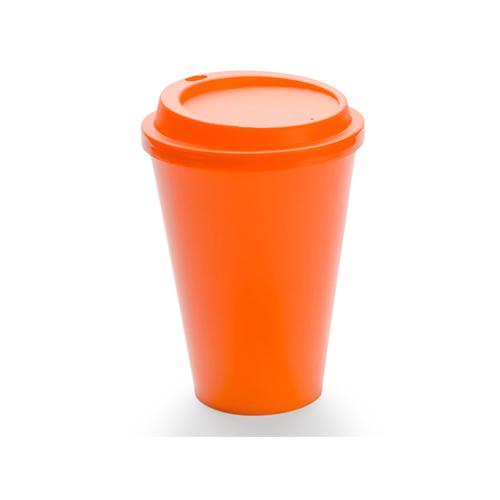 Drinkbeker Kimstar 420ML oranje