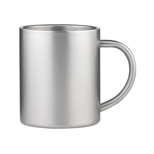 RVS mok 300ML zilver