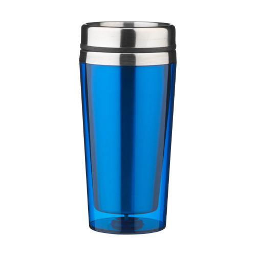 Transcup 500ML Thermo blauw