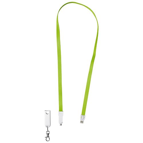 Keycord oplaadkabel USB los