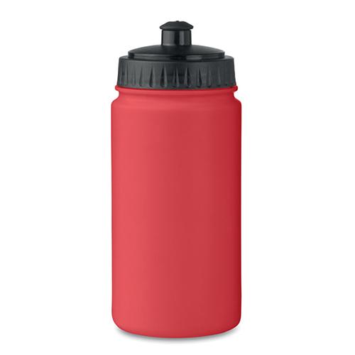 kunststof bidon spot five 500ML rood