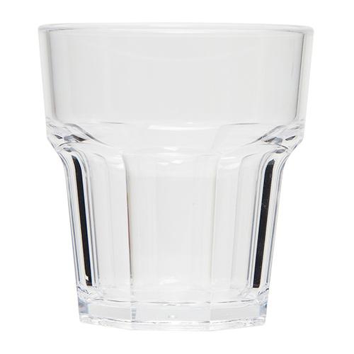 Kunststof glas remedy transparant 26cl