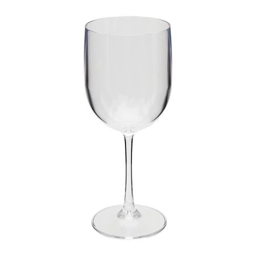 Kunststof wijn glas transparant 48cl
