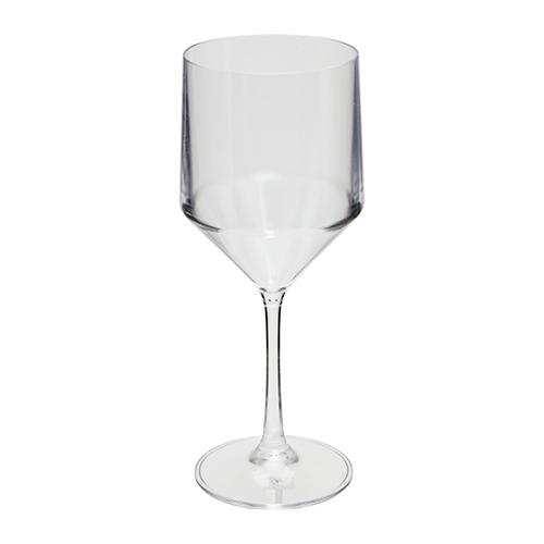 Kunststof wijnglas transparant 46cl