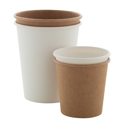 Paper cup 120ML sfeer