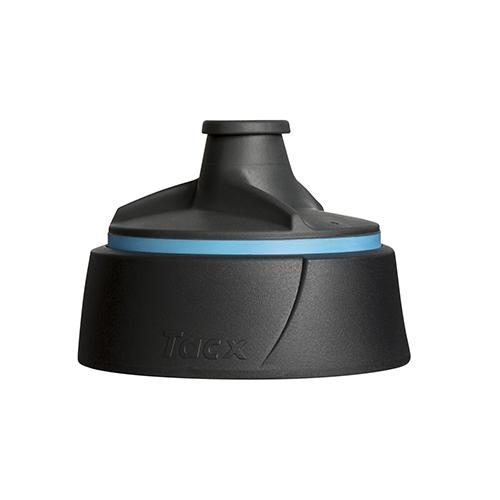 Shanti cap light blue ring