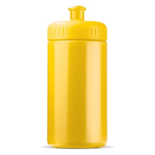 Sportbidon classic 500Ml geel