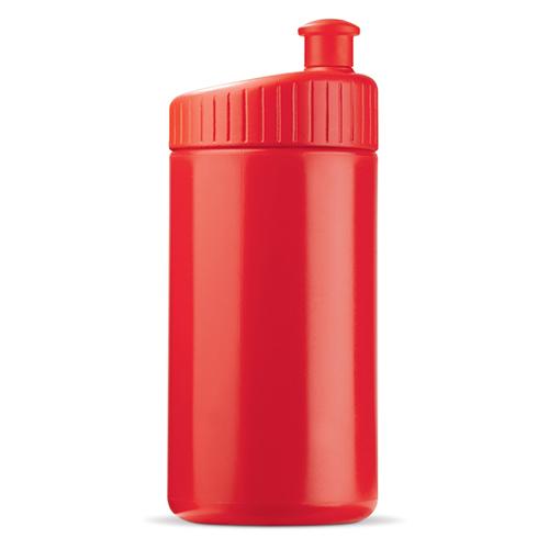Sportbidon design 500ML rood