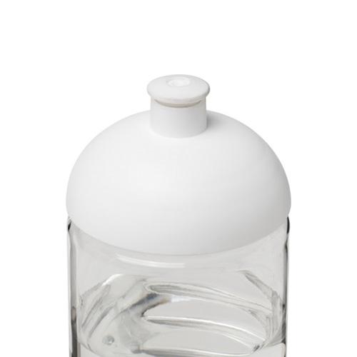 H2O 500ML koepeldeksel wit
