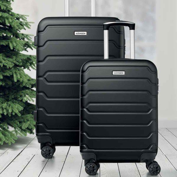 Trolleys en koffers bedrukken