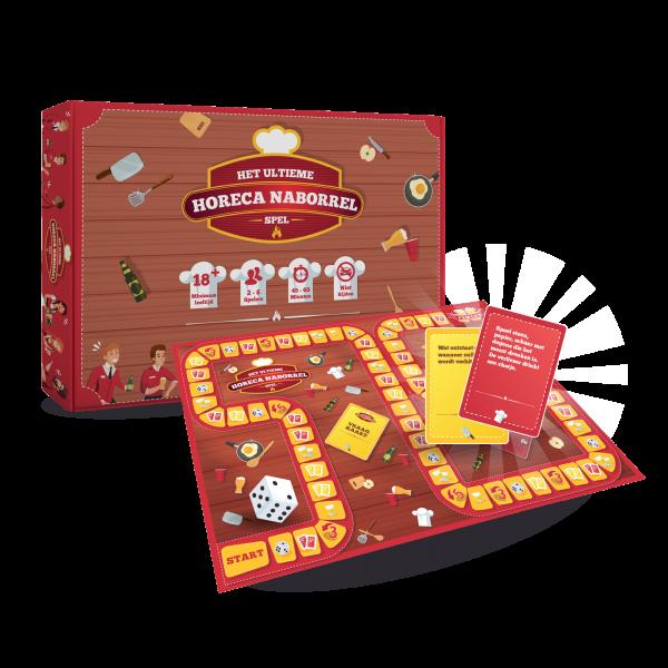 Bordspel laten maken